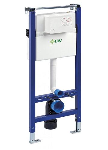 Fluidmaster Liv FIX-500 korkea asennuselementti