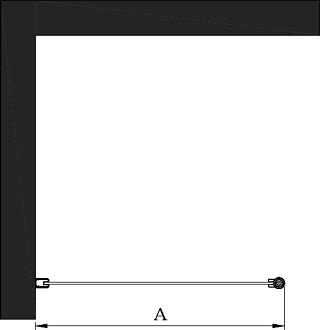 Hietakari - Sandriff Wall 113 Suihkuseinä teleskoopilla (mittakuva)
