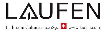 Laufen valmistaja logo