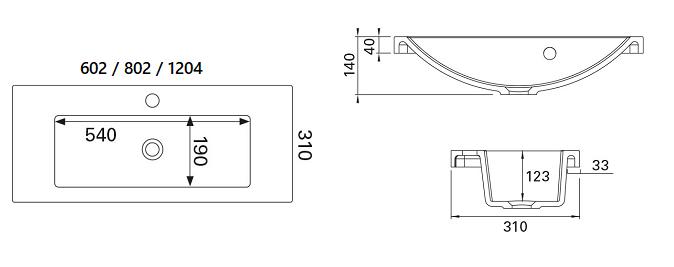 Otoson Miniclever Allas 600C 800C 1200C Mittakuva