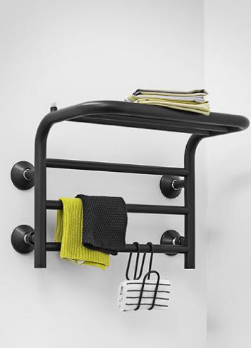 Rej Design Domo BTH 45365 Pyyhekuivain Mattamusta
