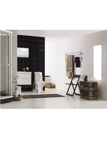 Rej Design Largo BTH 120404 Pyyhekuivain Kromi-Inspiration