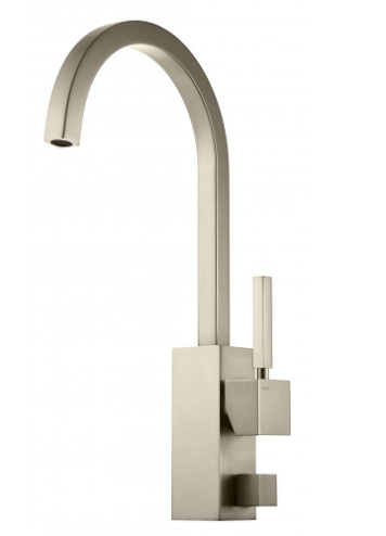 Tapwell DOM184 Keittiöhana APK Brushed Nickel
