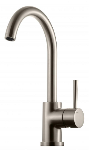 Tapwell EVO180 Keittiöhana Brushed Nickel