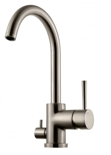 Tapwell EVO184 Keittiöhana APK Brushed Nickel