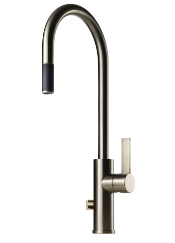 Tawpell Arm 885 Keittiöhana Apk Brushed Nickel