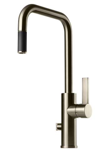 Tawpell Arm 887 Keittiöhana Brushed Nickel