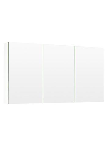 Temal Choice 3-ovinen peilikaappi Valkoinen