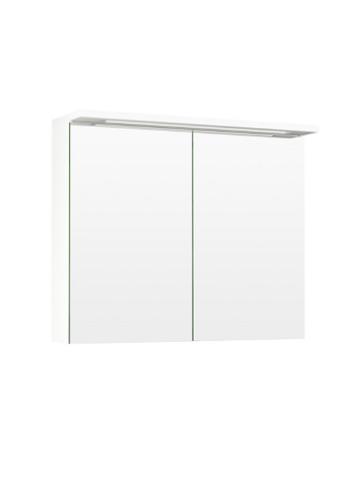 Temal Highlight 2-ovinen Peilikaappi 50-100 valkoinen