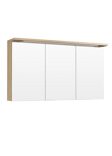 Temal Highlight 3-ovinen Peilikaappi 110-120 värivaihtoehto inspiration 3