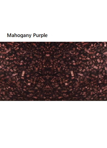 Woodio Mahogany Purple