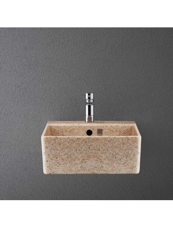 Woodio Malja-allas Cube40 Hanapaikalla ja seinäkiinnityksellä