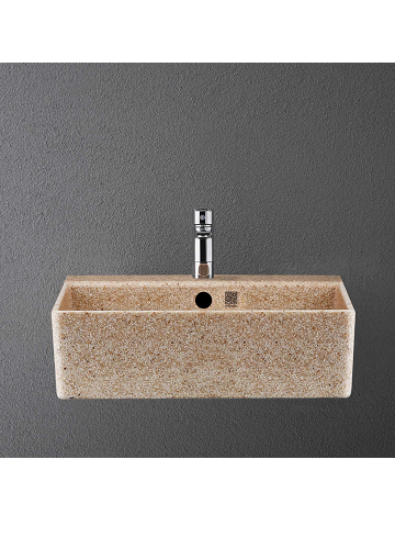Woodio Malja-allas Cube60 Hanapaikalla, Seinäkiinnitys