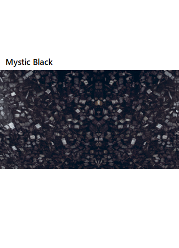 Woodio Mystic Black
